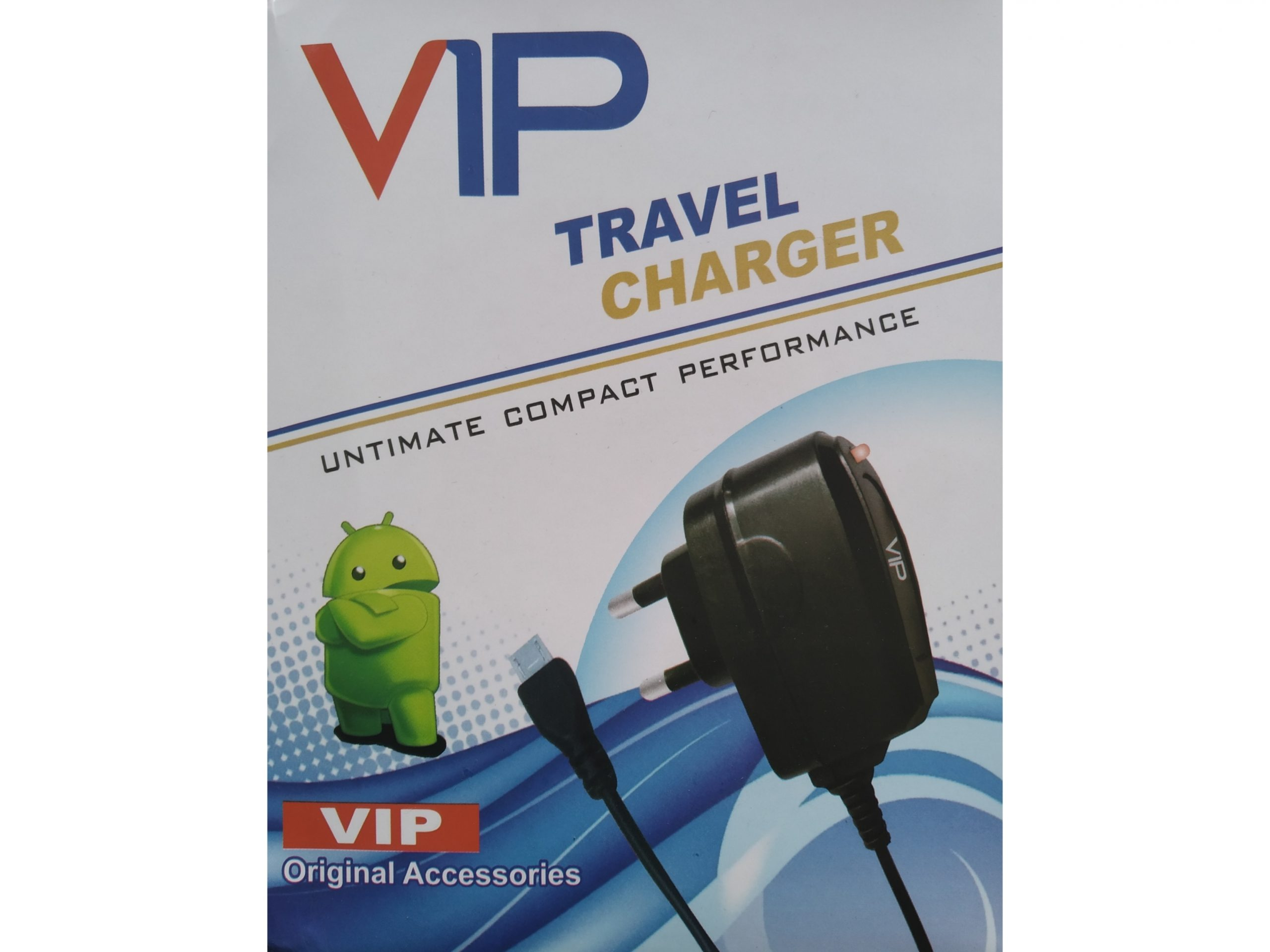 VIP Travel chargers