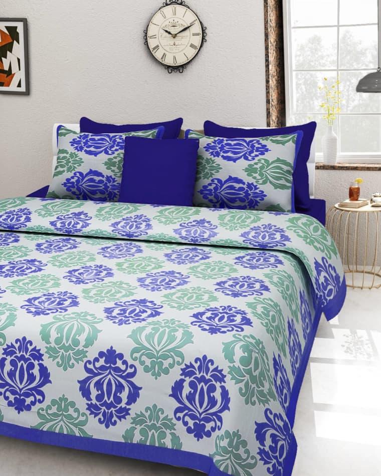 kingsize pure cotton bedshees