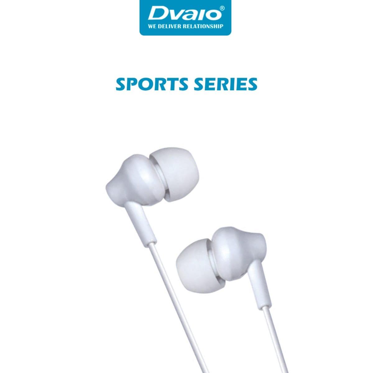 dvaio headphone with microphone